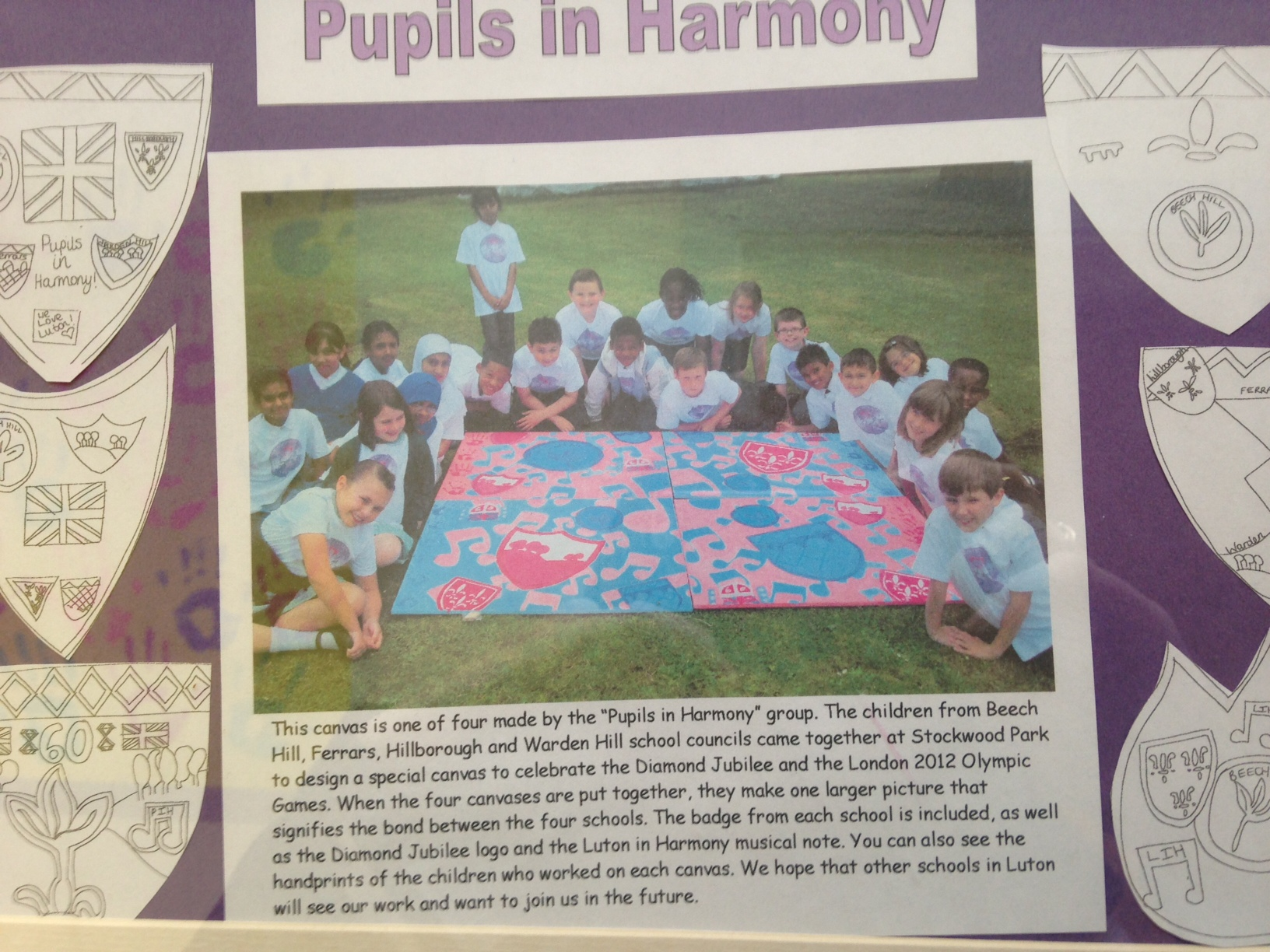 Pupils in Harmony 1
