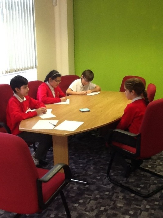 School Council Interviews