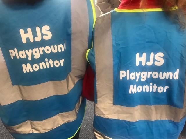 New Playground Monitors