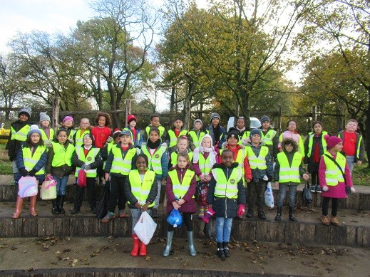 Year 3 Visit to Whipsnade Zoo