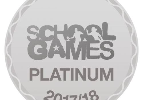 Hillborough is Awarded Platinum!