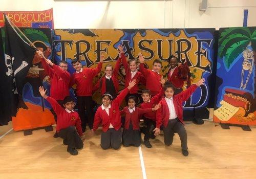 Performance of Treasure Island